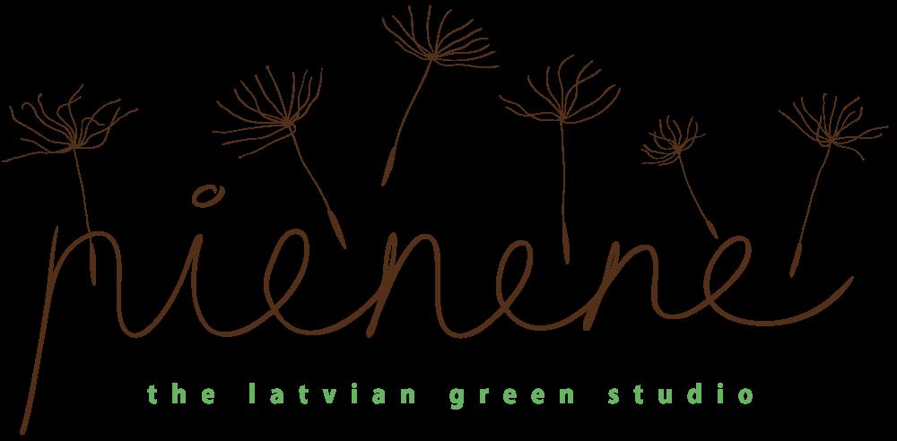Studija pienene | Latvian green studio pienene